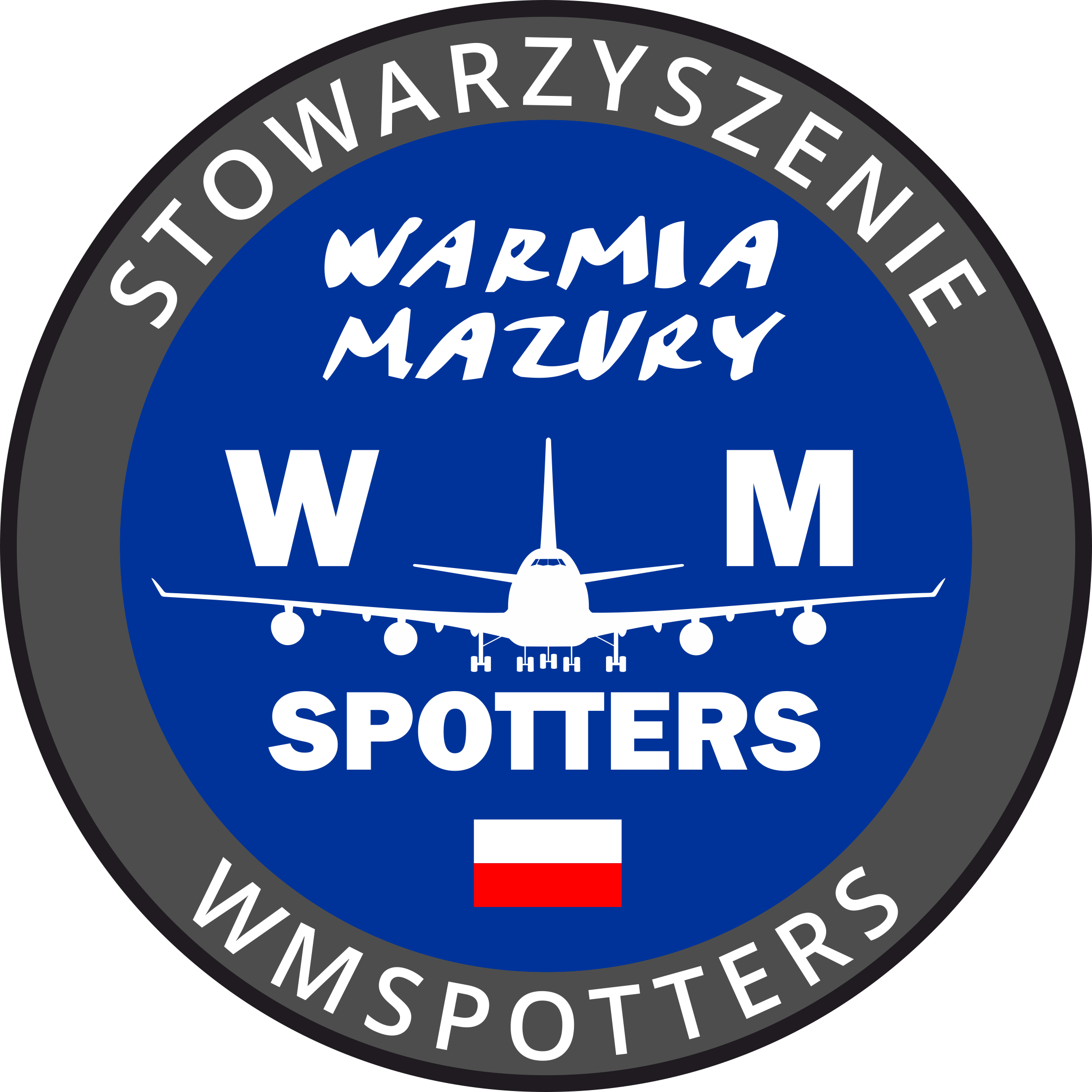 Warmińsko Mazurskie Stowarzyszenie Miłośników Lotnictwa WMSpotters